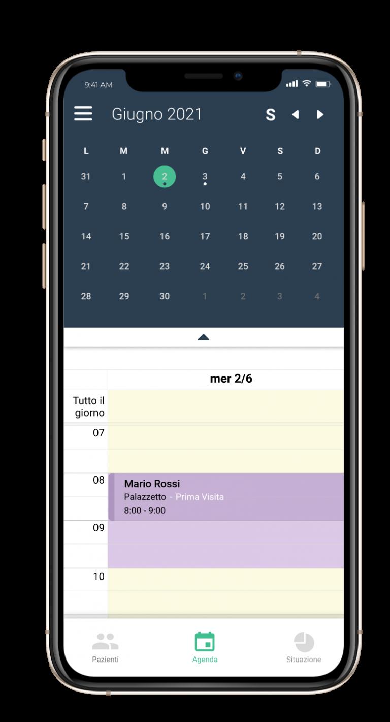 Nutribook mobile